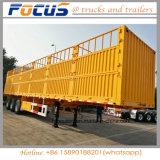 China participación de 40 toneladas de transporte a granel semi remolque para venta