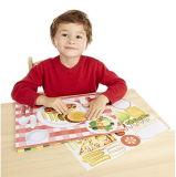 아이를 위한 Eco-Friendly 생생한 재사용할 수 있는 스티커 패드