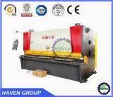 Estaca de corte da placa da máquina do feixe hidráulico do balanço e máquina de corte