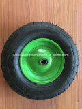 3.50-4 Gummihand-LKW-Rad-Gummireifen, Schubkarre-Reifen