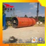 機械を持ち上げる沈泥の管