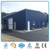 Светлые гараж стальной структуры и автопарк структуры тонколистовой стали стали