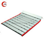 Aluminiummaterial-Schutzblech-Deckel für CNC-Maschine