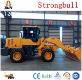 Китай строительные машины 2.2t Zl22 Передний колесный погрузчик для продажи