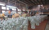 Опарник высокого качества фабрики стеклянный к еде хранения с стеклянной крышкой