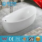Bañera de acrílico libre del precio de la nueva sal caliente barata del diseño (BT-Y2520)