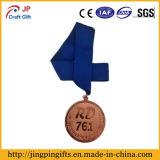 De promotie Medaille van het Metaal van de Herinnering van het Koper met Lint