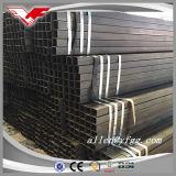熱間圧延の薄い壁の黒い正方形および長方形の空セクション管