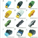 Автоматический разъем Fci проводки ECU снабжения жилищем кабеля