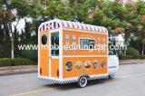Mobiele Driewieler voor het Verkopen van Snel Voedsel met Goede Kwaliteit
