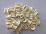 Guía de cerámica bilateral del ojeteador (ojeteador de cerámica) para la materia textil o la máquina de bobina de bobina