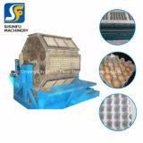 2000-2500PCS por a linha de produção da máquina da fatura de papel da caixa do ovo da hora