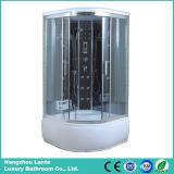 Cabina de ducha de vapor con bandeja elevada (LTS-810K)