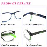 Het beste Verkopende Optische Frame van Eyewear van de Acetaat van de Kleur Bringht