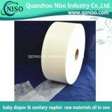 Tessuto non tessuto idrofilo di Spunbond per le materie prime del pannolino del bambino