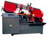 De horizontale Elektrische Draagbare Zagende Machine van de Riem van de Band voor Gh4240 Om metaal te snijden