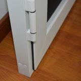 Guichet en aluminium de tissu pour rideaux de profil de qualité avec l'écran multi K03027 d'acier inoxydable de blocage