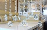 Decoración de la boda Colgante de cuarzo cristalino de la lámpara colgante
