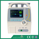 Hot of halls High quality Medical portable Emergency Monophasic defibrilator (MT02001601)