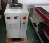 Cortar el tubo de círculo cuadrado 1000W 1500W 2000W Flyoptic máquina de corte láser de fibra 4º Eje rotativo