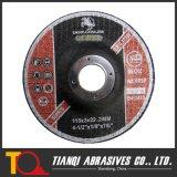 Dischi di taglio T41 per acciaio inossidabile 125X3X22.23