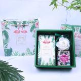 Logotipo personalizado elegante boda Favor Caja de regalo de chocolate y caramelo creativo Embalaje