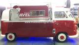 De mobiele Vrachtwagen van de Pizza van de Vrachtwagen van het Restaurant Mobiele voor Verkoop