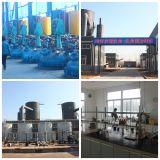 Adición del concreto de Lignosulfonate del sodio de los productos químicos del cuero de Lignosulphonate del sodio de la fábrica de China que broncea