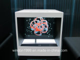 3D Holographic Display Showcase、Holocube
