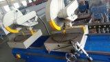 Cortadora principal doble para la sierra de China 02 del perfil del PVC