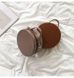 円形の女性ハンドバッグのファッション・デザイナーの女性袋の昇進のバッグレディーハンド・バッグPUの革製バッグ(WDL0364)