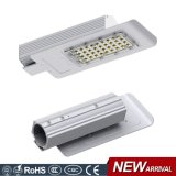Una muestra gratis SMD CREE exterior impermeable IP65 40W LED solar calle