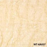 Porzellan-Fußboden-Fliese Grad AAA-600*600 Builiding Material glasig-glänzende