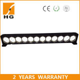 50inch Single Row LED Light Bar 240W Angel Eyes LED Light Bar