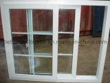 Vente chaude en Afrique Decorative Strip UPVC Fenêtre coulissante