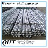 Bonne qualité Rond Q235 tuyau en acier pré-galvanisé