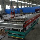 Clarabóias de PRFV GRP saibroso cobrir chiadeira máquina de linha de produção