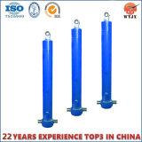Personalizado cilindro hidráulico De acordo com exigências dos clientes