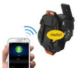 スポーツの身につけられる防水無線Bluetooth V4.0のステレオスピーカー