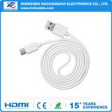 van 1m de Witte USB3.1type C Snelle van de Last Kabel van de Lijn van usb- Gegevens