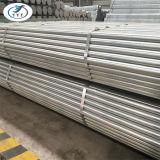 Tubo d'acciaio dell'acciaio galvanizzato Galvanhot di Q235 ERW pre Tubeized