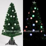 De Gloed van de Decoratie van Kerstmis in de Donkere Partij Decoraton