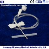 Pointeau remplaçable 19g (ENK-TPZ-009) de veine d'épicrâne