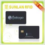 Kundenspezifische Karten-kontaktlose PlastikChipkarte des Kontakt-RFID IS (LF/HF/UHF) mit Fabrik-Preis