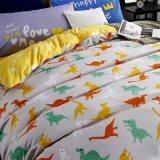 Flanela Bedsheet capas de edredão extras