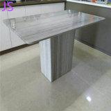 Cristal naturel du bois de carreaux de marbre blanc de matériaux de construction