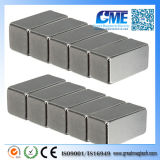 最もよいN35 Super Powerful 20X10X10mm Cuboid Block Magnet