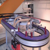 螺線形のコンベヤー、パンの螺線形の冷却塔、螺線形の冷却のコンベヤー