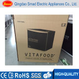 Congelador vertical compacta mini portátil Congelador de helados con UL / ETL
