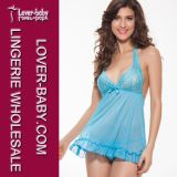 Volant Baby Doll Lingerie Sexy27879-5 Set (L)
